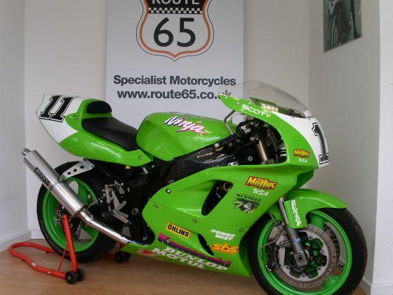 Kawasaki Zxr Race Bike For Sale